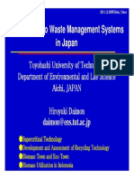 Introduction to Waste Management Systems JPN