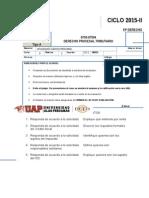 Ep 9 0703 07504 Derecho Procesal Tributario A