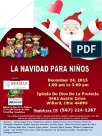 Charity Event With Santa - Willard Ohio, La Navidad Para Ninos