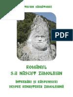 Octavian Sarbatoare - Romanul S-A Nascut Zamolxian