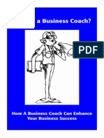 What is - Business Coaching