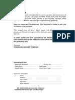 PowerLink Operational Manualopen-set