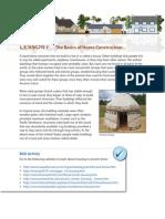 Basics of Home Construction