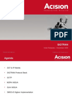 SigTRAN White Board Session v1.1