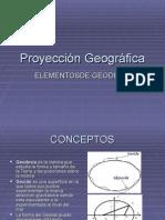 Proyeccion_Geografica en POWER POINT