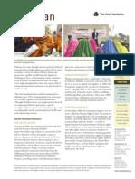 Asian Foundation Report on Pakistan