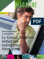 Grand Avignon Magazine n°5