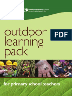 Getting Outside the Classroom Learning Pack