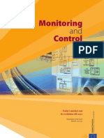 Monitoring and Control - Today's market and its evolution till 2020