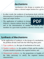 L_Synthesis of Mechanisms