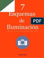 7 esquemas de iluminación