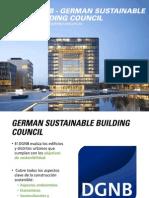Dgnb - German Sustainable Building Council