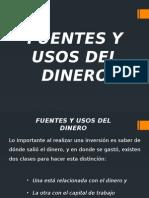 1 Fuentes y Usos Del Dinero