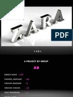 ZARA Final