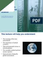 Week1 Intotoenvironmentalscience 120324202905 Phpapp01
