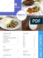 Diet Plan 14 Day Low Carb Primal Keto
