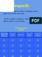 week of 9 28 ecology unit 1 lessons 1-6 review game