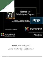 joomla!day th - keynote