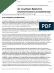Kleine Chronik Der Neuartigen Epidemien – NEXUS Magazin