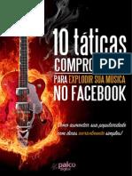 10 Taticas Para Divulgar Facebook