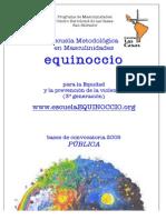 Equinoccio Bases 2009 [PUBLICA]