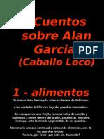 Cuentos Sobre Alan Garcia