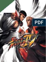 Street Fighter 4 russian manual