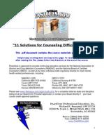 11 Solutions 6ceu Course