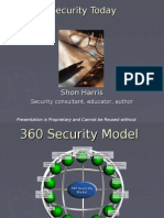 360 Security Model - Holistic Approach to Security
