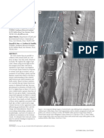 Dilation Fault and Pit Formation in Mars