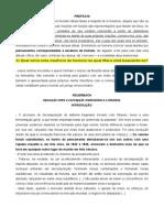 IDEOLOGIA ALEMÃ FICHAMENTO