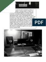 Studio A Manual