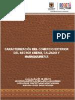 Caracterizacion Comercio Exterior Cuero