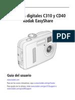 Kodak c310 Cd40 Glb Es