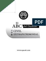 El ABC Del Derecho Civil Extrapatrimonial