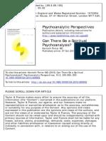 Porter - Can Be Spiritual Psychonalisis