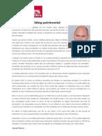 Articles Valeurs Actuelles SAM 2012