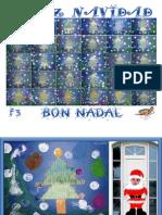 Navidad 2.015 Papá Noel y Portada