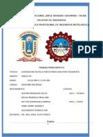 Monografia Lixiviacion en Pila