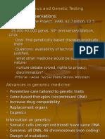 Genomic Technologies