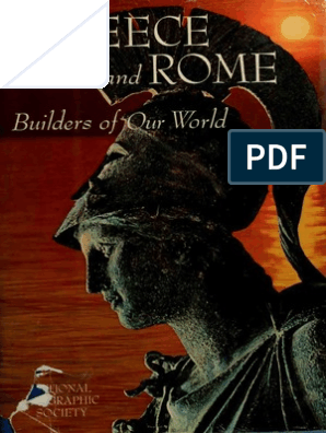 Greece and Rome - Builders of Our World (History Arts