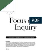 focusoninquiry