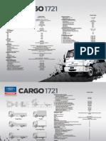 Cargo 1721 Brochure