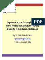 Politica Riesgos Trujillo