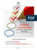 Coaching UCEMA