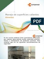 Manejo de Superficies Calientes (Tema 7)