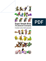 Super Smash Bros Techniques