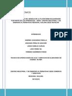 Informe Tecnico de Estadistica 3