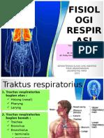 FISIOLOGI-RESPIRASI PPT
