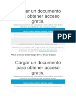 Cargar Un Documento